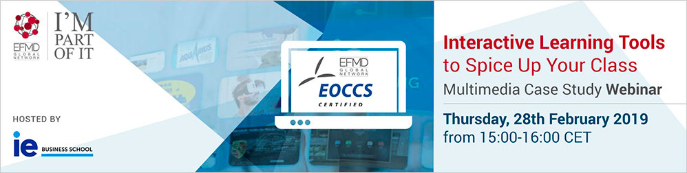 2019_EFMD-EOCCS-Interactive_learning_tools-event_banner